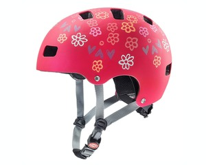 Uvex helma KID 3 CC dark red