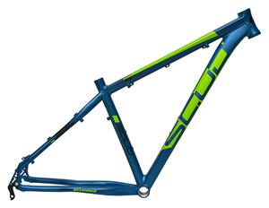 Scud rám 29 9SC tmavě zeleno - zelený