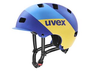 Uvex helma HLMT 5 PRO blue energy mat