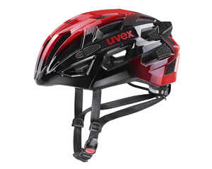 Uvex helma RACE 7 black red