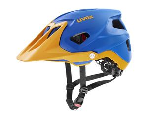 Uvex helma QUATRO INTEGRALE blue energy