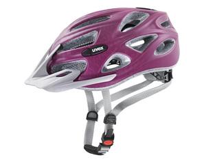Uvex helma ONYX CC berry mat
