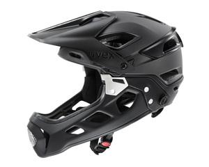 Uvex helma JAKKYL HDE 2.0 black mat