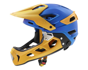 Uvex helma JAKKYL HDE 2.0 blue energy mat