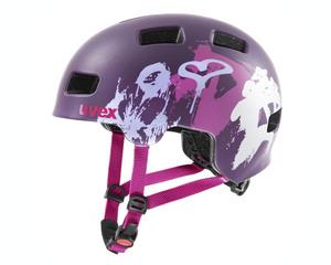 Uvex helma HLMT 4 CC purple hearts mat