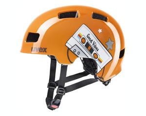 Uvex helma HLMT 4 orange tape