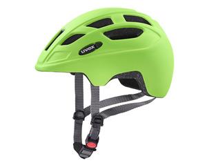 Uvex helma FINALE JUNIOR CC green mat