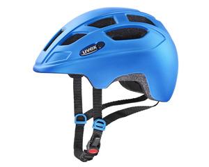 Uvex helma FINALE JUNIOR CC blue mat