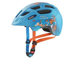 Uvex helma FINALE JUNIOR CC petrol rob mat