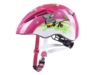 Uvex helma KID 2 pink playground