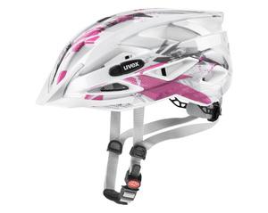 Uvex helma AIR WING white pink