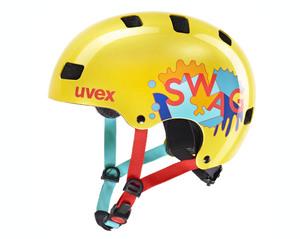Uvex helma KID 3 yellow