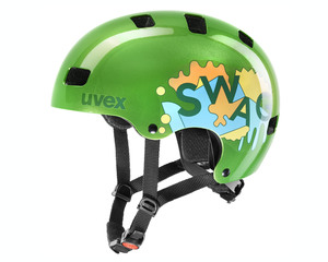 Uvex helma KID 3 green