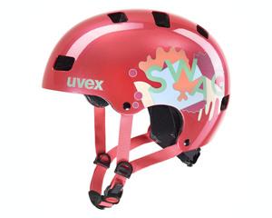 Uvex helma KID 3 coral