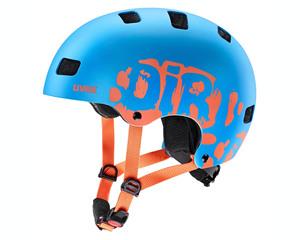 Uvex helma KID 3 CC blue mat