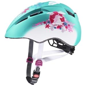 Uvex helma KID 2 CC mint unicorn mat