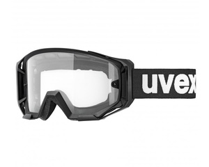 Uvex brýle ATHLETIC black mat, SL clear (2028)