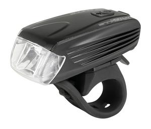 Force světlo přední STREAM 400LM USB, černé