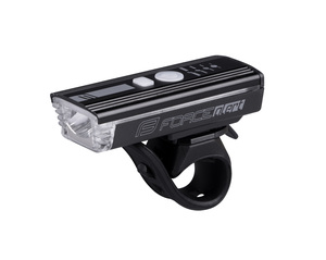 Force světlo přední ALERT 350 lm, USB, černé