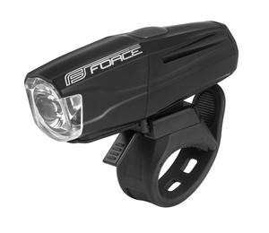 Force světlo přední SHARK 500LM USB, černé