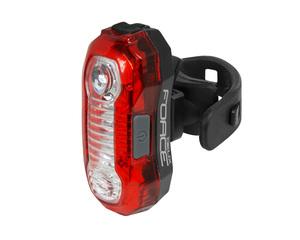 Force blikačka zadní DEUX 5 LED, USB