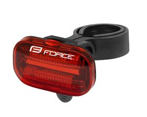 Force blikačka zadní COB 15chip diod + baterie