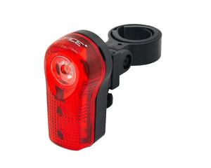 Force zadní blikačka SHAPE 3lm, 3 LED + baterie