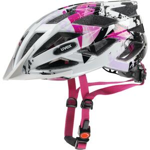 Uvex helma AIR WING white pink