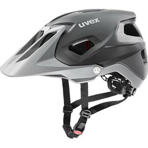 Uvex helma QUATRO INTEGRALE grey mat