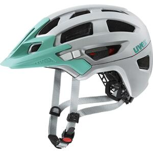 Uvex helma FINALE 2.0 silver - mint mat