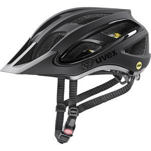 Uvex helma UNBOUND MIPS all black mat