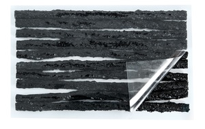 Force knoty-opravná sada 3,5 x 100mm ,černé 10ks
