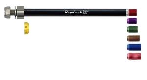 RapiLock pevná osa 12mm k dětským vozíkům 150-171mm