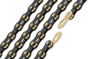 Connex řetěz 9SB pro 9k, černo-zlatý