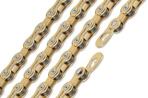 Connex řetěz 9SG pro 9k, zlatý