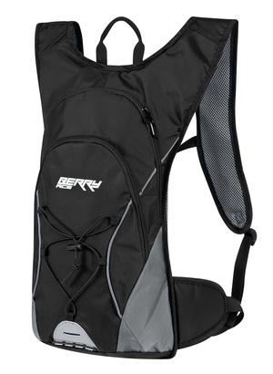Force batoh BERRY ACE 12 l, černo-šedý