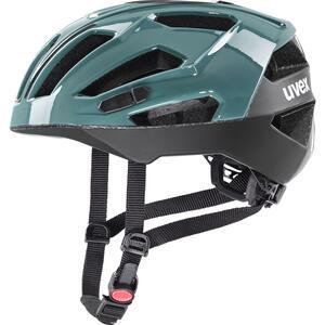 Uvex helma GRAVEL X peacock