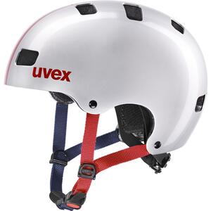 Uvex helma KID 3 race silver