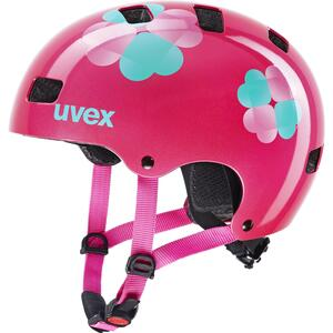 Uvex helma KID 3 pink flower