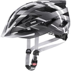 Uvex helma AIR WING CC black - silver mat