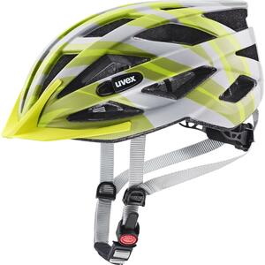 Uvex helma AIR WING CC grey - lime mat