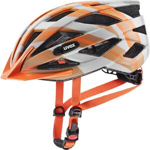 Uvex helma AIR WING CC grey-orange mat
