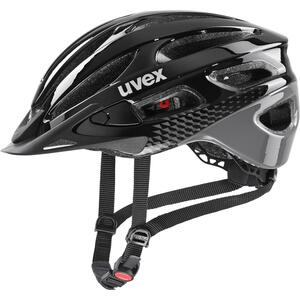 Uvex helma TRUE black - grey