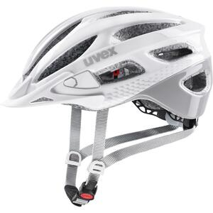 Uvex helma TRUE white - grey