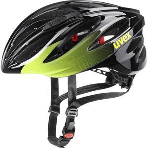 Uvex helma BOSS RACE black - lime