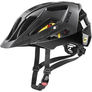 Uvex helma QUATRO CC MIPS all black