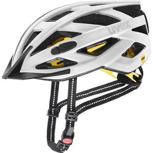 Uvex helma CITY I-VO MIPS all white mat