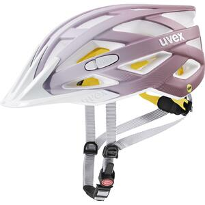 Uvex helma I-VO CC MIPS white - rosé mat