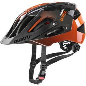 Uvex helma QUATRO titan - orange