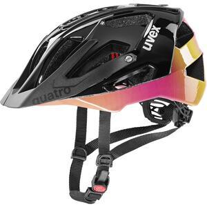 Uvex helma QUATRO future black